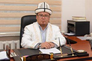Аппарат жетекчи Абибилла ажы Кадырбердиев