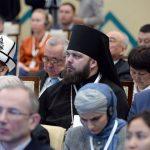 Азирети Муфтий Максатбек ажы Токтомушев Бишкек шаарында өтүп жаткан «Ислам азыркы светтик мамлекетте» аттуу II эл аралык конференцияга катышууда
