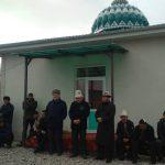 Ысык-Ата районунун Юрьевка айылында заманбап мечит эл кызматына берилди