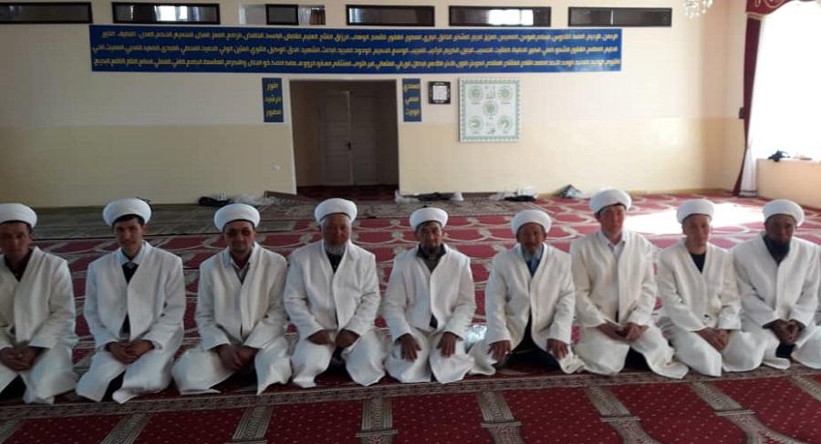 Ысык-Көл районунун баш имам хатиби имамдардын ишмердүүлүгүнөн кабар алды