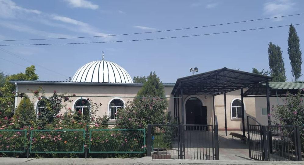 Сокулуктагы «Фатих» мечити оңдоп-түзөөдөн өткөрүлдү