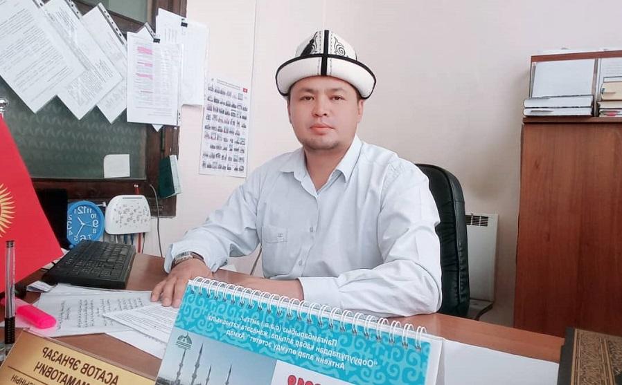 Бишкек шаарында имамдардын ынтымагын бекемдөө максатында спорттук иш-чаралар уюштурулат
