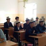 Баткен районундагы «Нур» медресесинин студенттерине өрт коопсуздугу боюнча маалымат берилди