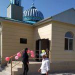 Чүй облусунда жаңы эки мечит элге пайдаланууга берилди