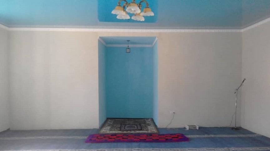 Ударник айылында «Салих Аль-Наххам» атындагы жаңы мечит ачылды