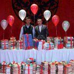 Нарын шаарында жана Жаңы-Күч айылында «Китеп фестивалы» болуп өттү
