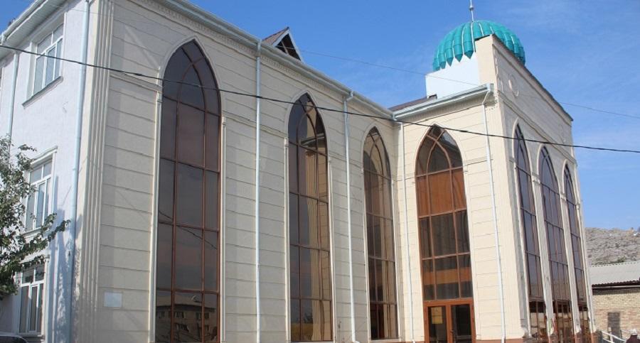 """Ош шаарындагы """"Сражидин"""" мечитин оңдоп-түзөө иштери башталды"""