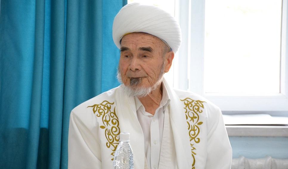 Кимсанбай ажы Абдурахманов