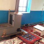 Вознесеновка айылындагы «Закарин» мечитине жылуулук системасы орнтотулду