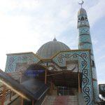 Нарын шаарындагы борбордук Азирети Али мечитинин ичи  бөлүгү толугу менен капиталдык ремонттон өтүп, эл кызматына берилди (ФОТО)