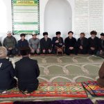 Аксы районунда имамдардын көчмө жыйыны болуп, 11 айда жасаган иштери тууралуу отчет тапшырышты