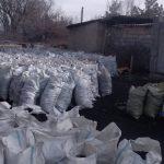 Аламүдүн районунда колу жука үй-бүлөлөргө 45 тонна көмүр таратылды