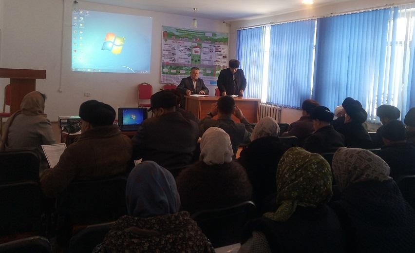 Бакытбек Рыскулов: Ислам дини балдырыбызга татыктуу тарбия берүүнү буюрат
