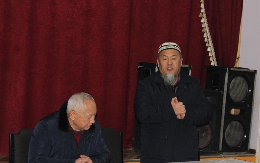 """Убайдулла ажы Сарыбаев : """"Жегиле, ичкиле бирок ысырап кылбагыла"""""""