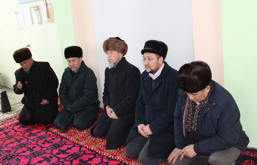 Ноокат районунун Кулатов айылдык аймагында ысырапкерчилик менен күрөшүү боюнча түшүндүрүү иштери жүргүзүлдү