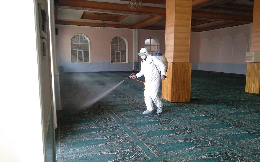 Ак-Суу району боюнча коронавирусту алдын-алуу аракеттери активдүү жүргүзүлүүдө