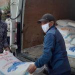 Нарын облусундагы дин кызматкерлерине жана муктаж үй-бүлөлөргө ун таратылды