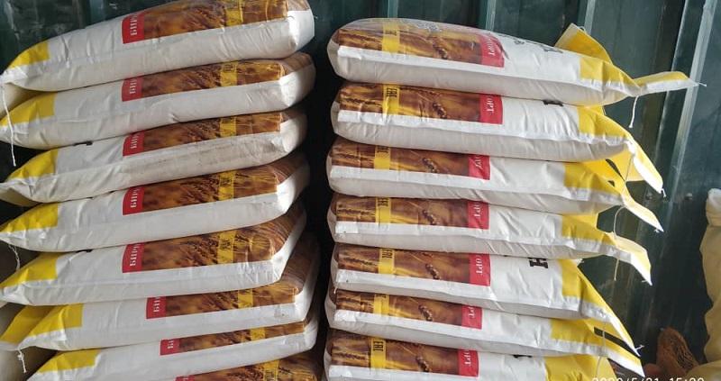 Нарын казыятынын Нарын шаардык хатибияты тарабынан 140 адамга жардам баштыктары таратылып берилди
