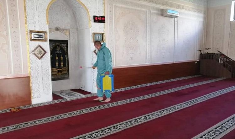 Ноокатта мечиттердин ачылышына карата имамдарга түшүндүрүү иштери жүргүзүлдү