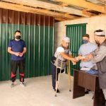 Талас облусунда 30 үй-бүлөгө битир-садака таратылып берилди