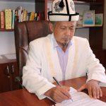 Пазыл ажы Султанмуратов: Маалымат вирусу биологиялык вирустан да коркунучтуу