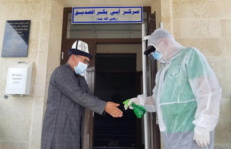Нарын облусунун аймагында мечиттер ачылды
