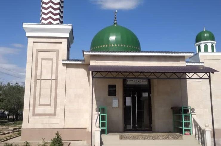 Ак-Талаада мечиттин имараты жарандарды кабыл кылуучу күндүзгү стационар катары берилди