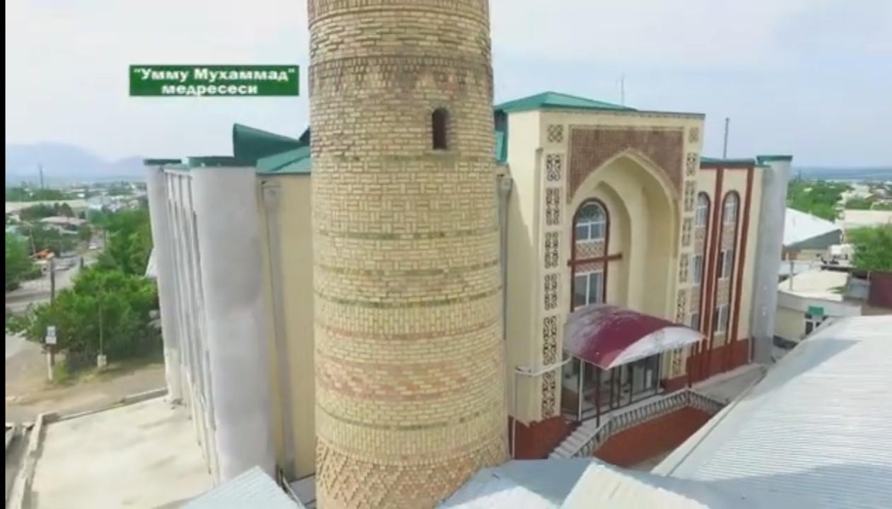 Ош шаарындагы «Умму Мухаммад» жана «Сулайман-Тоо» медреселери обсервацияга берилет