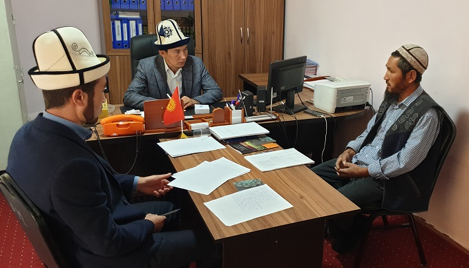 Нурбек кары Орунбаев: Билим берүүнүн сапатын жакшыртууда алдыбызга көптөгөн пландарды койдук