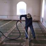 Ат-Башы районунда мечиттер тазаланууда
