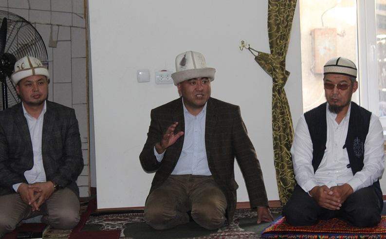 Бишкек шаарындагы жалпы имамдарга бир катар тапшырмалар берилди