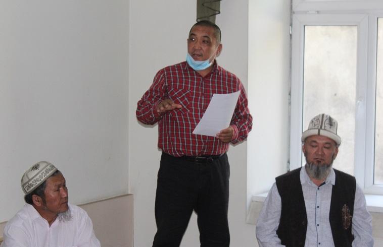 Бишкек шаарындагы мечиттерди эсептик каттоодон өткөрүү тездетилет