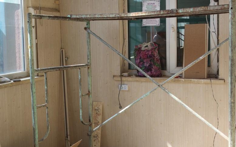 Бишкек шаардык Борбордук мечитин оңдоп-түзөө иштери жүрүүдө