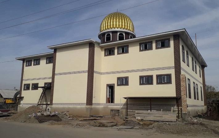 Базар-Коргон районунда 5000 орундуу жаңы мечит пайдаланууга берилет