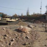 Бөкөнбаев айылында жаңы медресенин пайдубалы түптөлдү