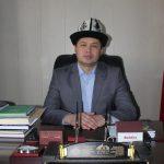 Бишкек шаарынын казысынын орун басары Эрназар ажы Асатов айдоочуларга эскертүү берип, аманатка кыянат кылбоого чакырды