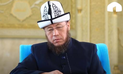 Ош облусунун мусулмандар казысы Самидин кары Атабаев Садыбакас ажы Дооловго көңүл айтты