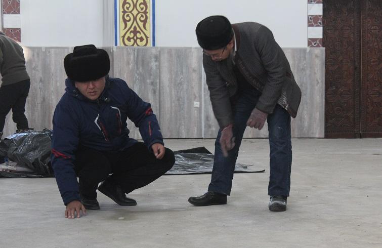 Бишкек шаардык Борбордук мечити оңдоп-түзөөдөн кийин кайрадан колдонууга берилет