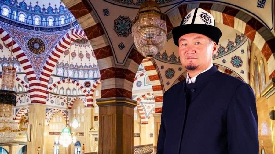 Жалал-Абад облусунун мусулмандар казысы болуп  Жээнбеков Нематила Пусурманкулович дайындалды
