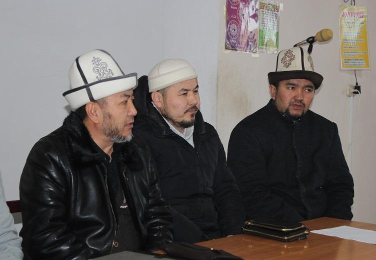 Баткен облусундагы дин кызматкерлерге «Билимдүүгө дүйнө жарык» аттуу китеп окуу конкурсу боюнча түшүндүрмө берилди