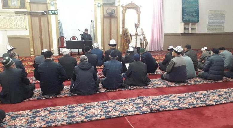 Өзгөндө мечит имамдарына Рамазан айын өткөрүү боюнча жыйын болду