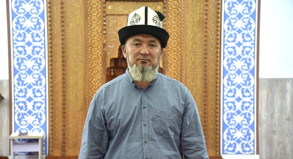 Бишкек шаарынын казысынын орун басары болуп Талантбек ажы Темирбаев  дайындалды