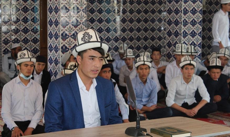 Республикалык Куран жарышына Ош шаарынан катышуучулар тандалды