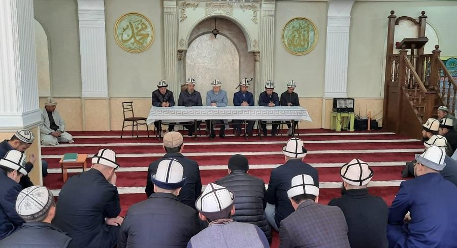 Самидин кары Атабаев: Өз милдетибизди так аткаралы!